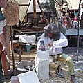 Finition brettée à Salon de Provence 2009