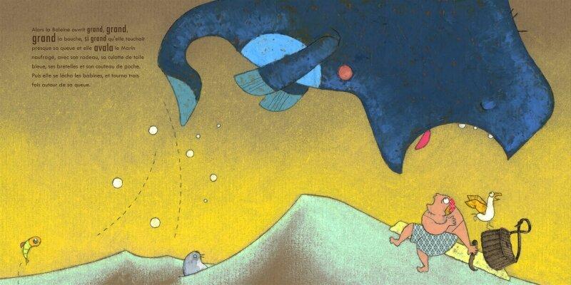 Le Sourire de la baleine