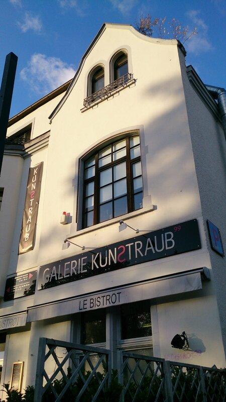la Galerie KunstRaub 99 de Cologne accueille les artistes de la Galerie BDMC
