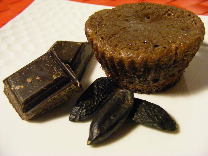 moelleux chocolat tonka