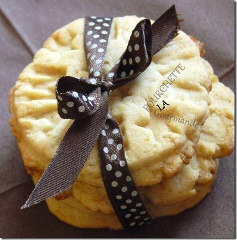 Biscuits à la Pâte de Nougat 3
