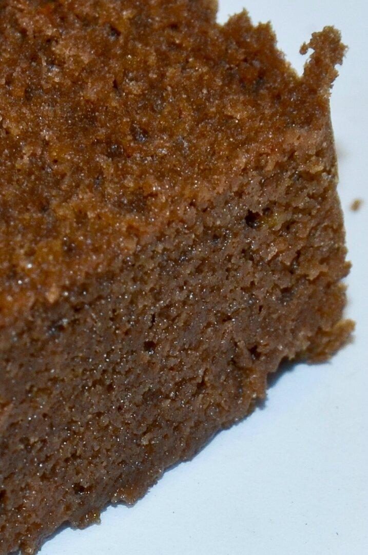 gateau chocolat-clèmentine gros plan 2