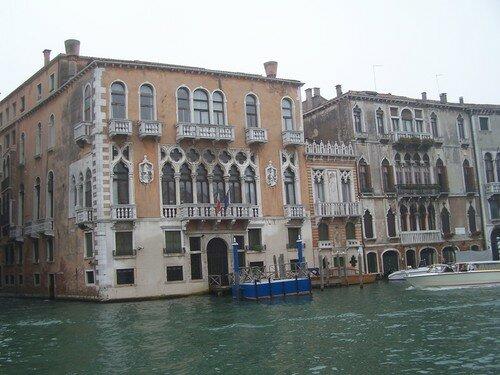 Grand Canal-palais Loredan