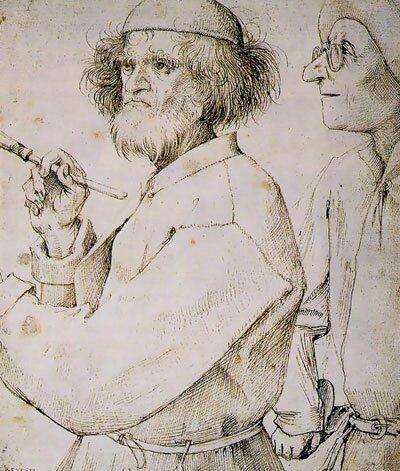 PIERRE BruegelPortrait