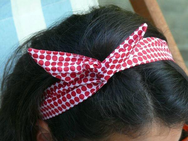 Le Headband qui tient tout seul
