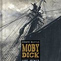 Moby dick 1 & 2, hermann melville / chabouté