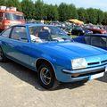 Opel manta S coupé de 1976 (8ème Rohan-Locomotion) 01