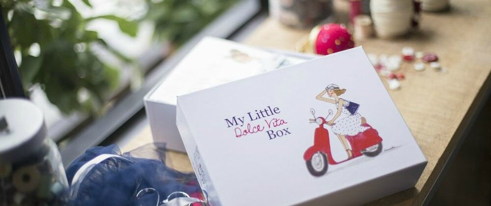 ○ My Little Box de juin ○