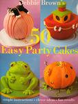 50_Easy_Party_Cakes_de_Debbie_Brown