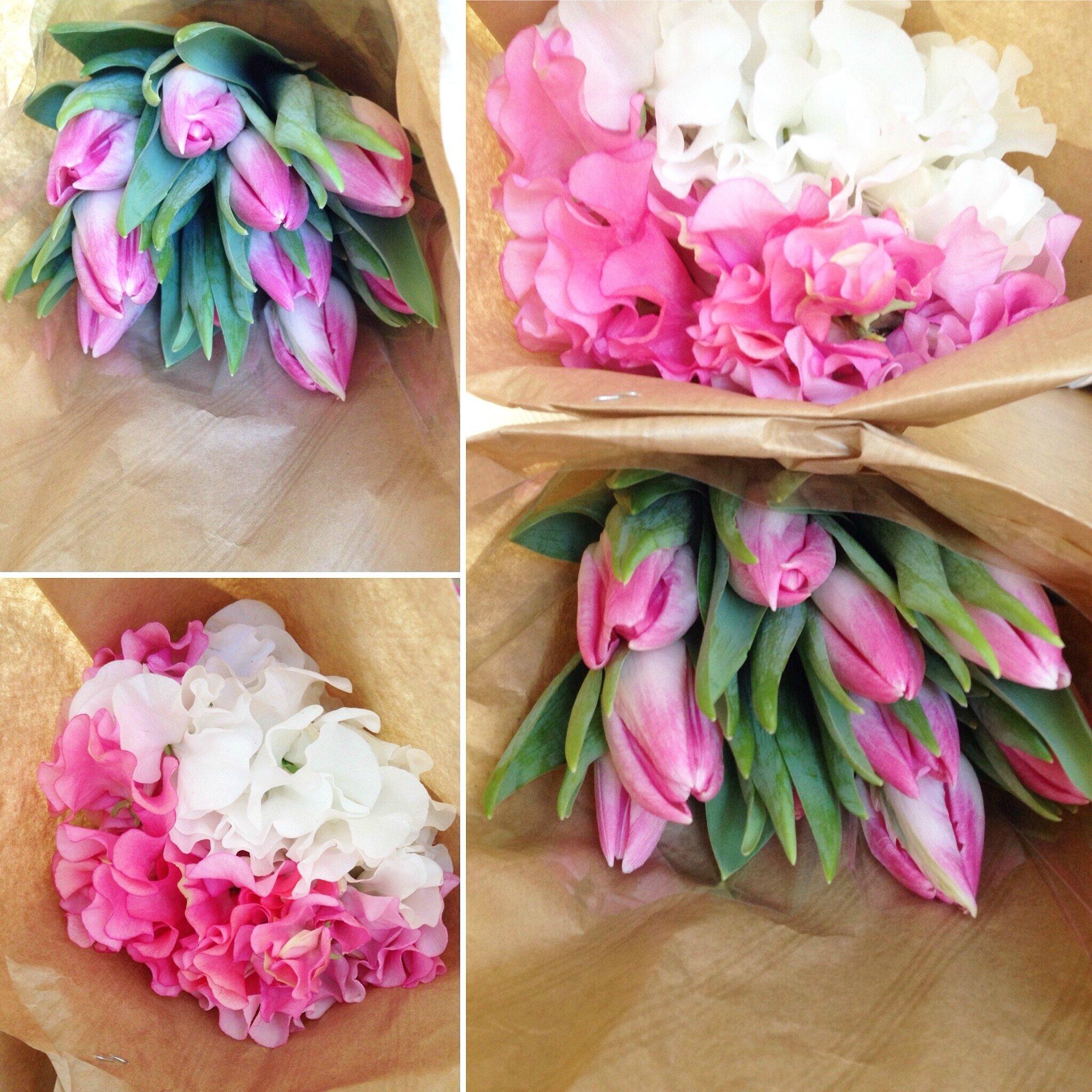 Mon bouquet du samedi et un peu plus