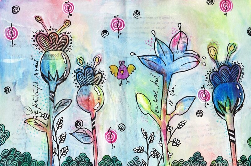 Art Journal 2016 - Printemps