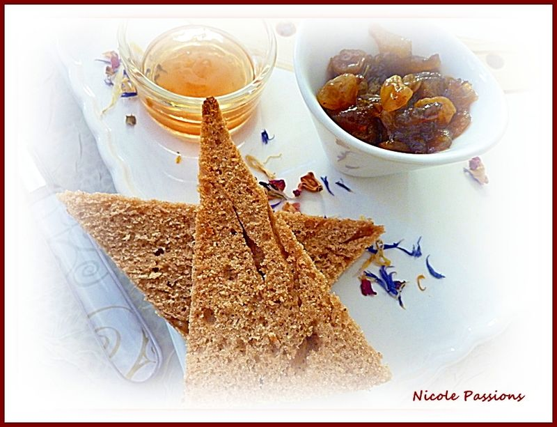 Une entr e de f te un foie gras la normande nicole passions - Decoration foie gras assiette ...