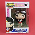 Sailor mars, funko pop