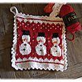tricot/crochet de noël