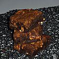 Brownies chocolat banane et beurre de cacahuète