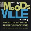 Red Garland Trio + Eddi Lockjaw Davis - 1959 - Moodsville Vol