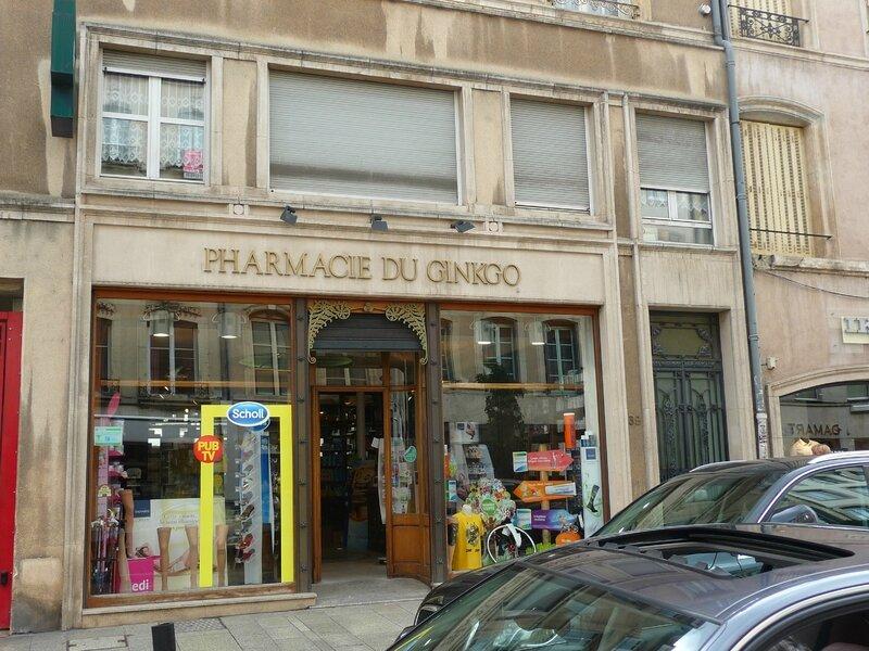 Pharmacie du Ginko