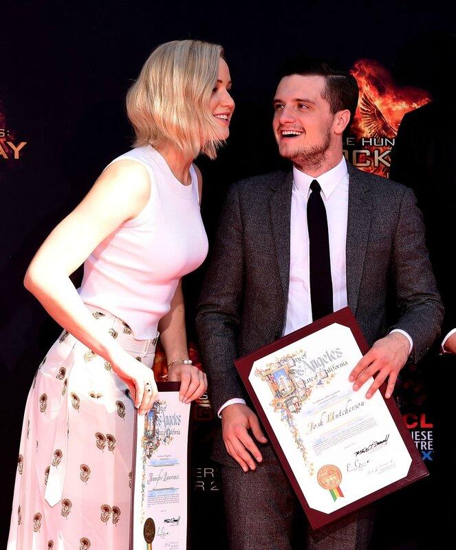 Hunger Games Walk Of Fame 02