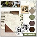 Kit multi*album du mois d'octobre de sylvie85
