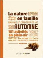 La nature en famille automne couv