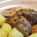 Filet mignon à la jamaïcaine