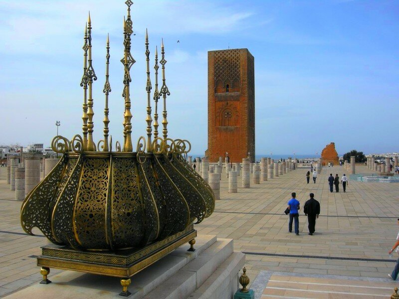 Mausolee Hssan Rabat