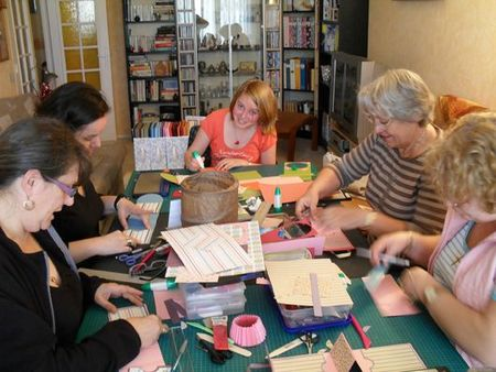 ATELIER S'GIRLS DU 21 AVRIL 2012 BLOG