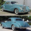 MERCEDES - 300 S Coupé W188-1 - 1953