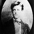 Arthur Rimbaud.......Photo: Etienne Carjat