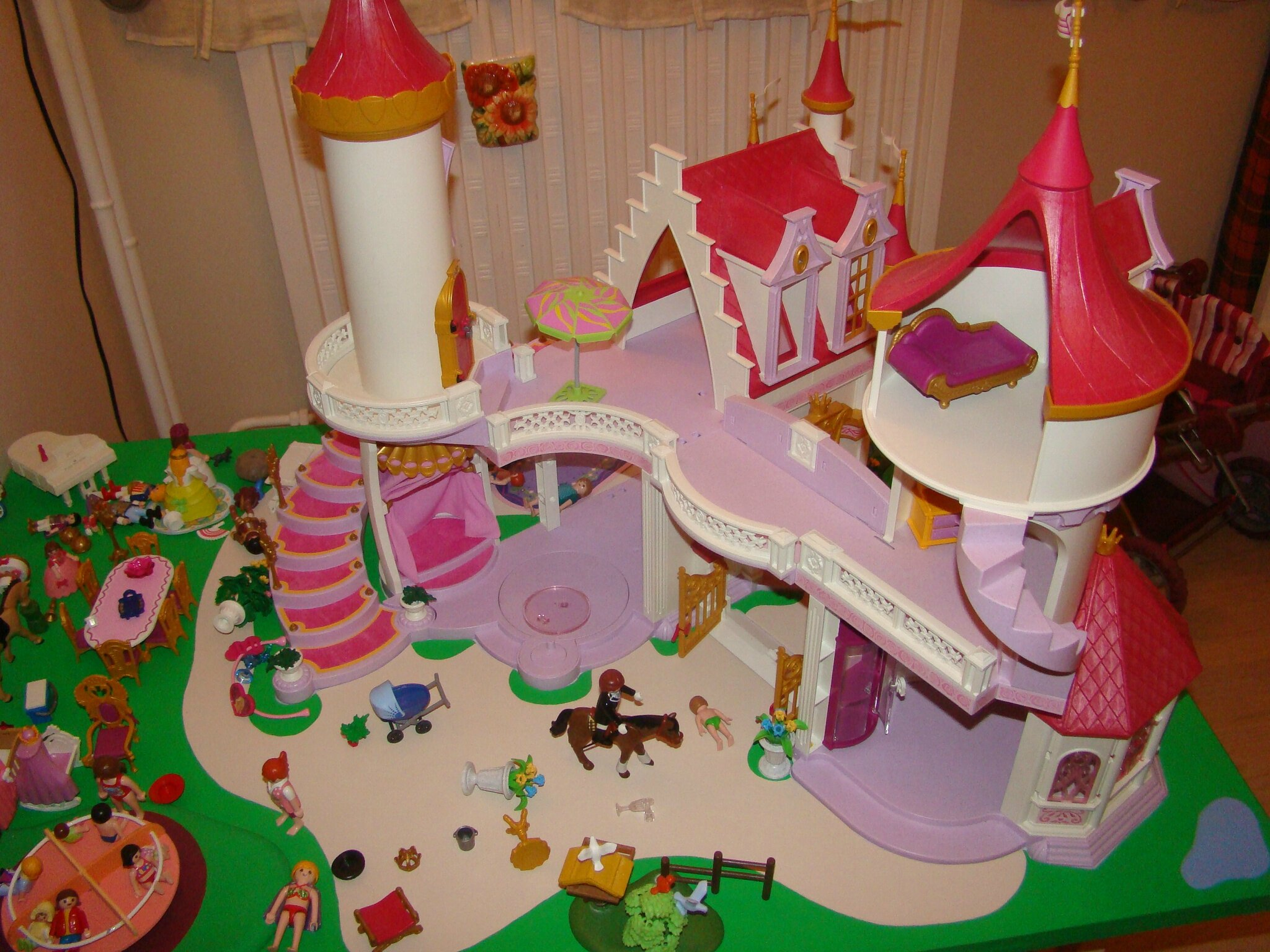 Best Chateaux Playmobil Princesse Pictures - Design Trends 2017 ...