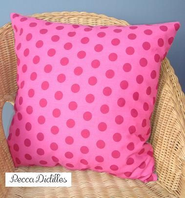 coussin Pomme2
