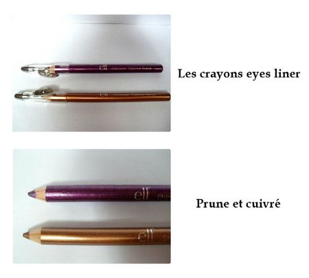 crayons eyes liner