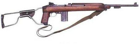 Carabine USM1 A1