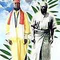Kongo dieto 2846 : le seigneur kimbangu apres sa resurrection des morts ! partie 1