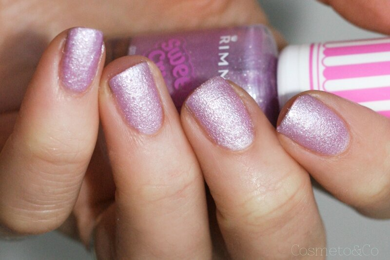 rimmel sweetie crush violet swizzle