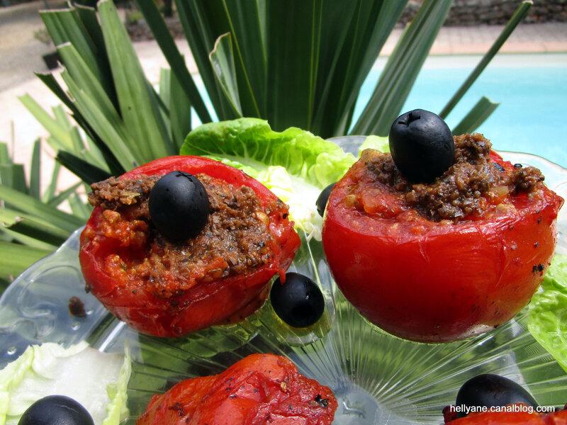 tomates farcies - simogas - hellyane passion