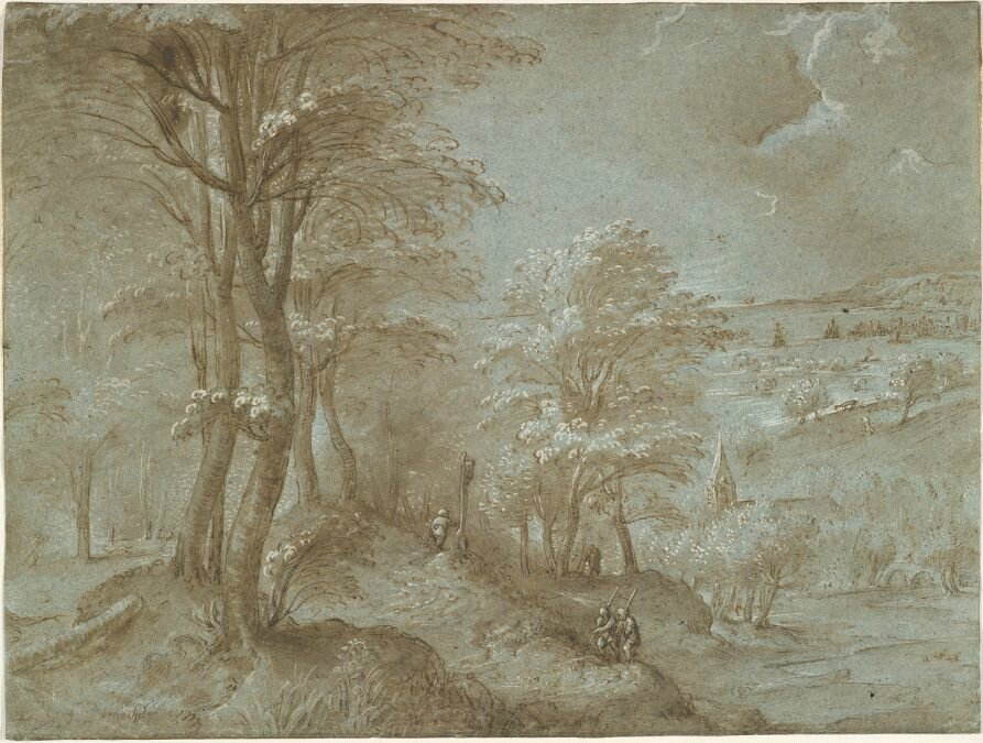 'Drawings from the Age of Bruegel, Rubens, and Rembrandt' at Harvard Art Museums