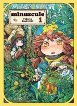 Minuscule volume 1 Komikku Takuto Kashiki