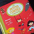 Les petits contes à raconter illustrés par bérengère motuelle, éditions piccolia