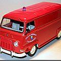 Renault Estafette Solido Pompiers 04