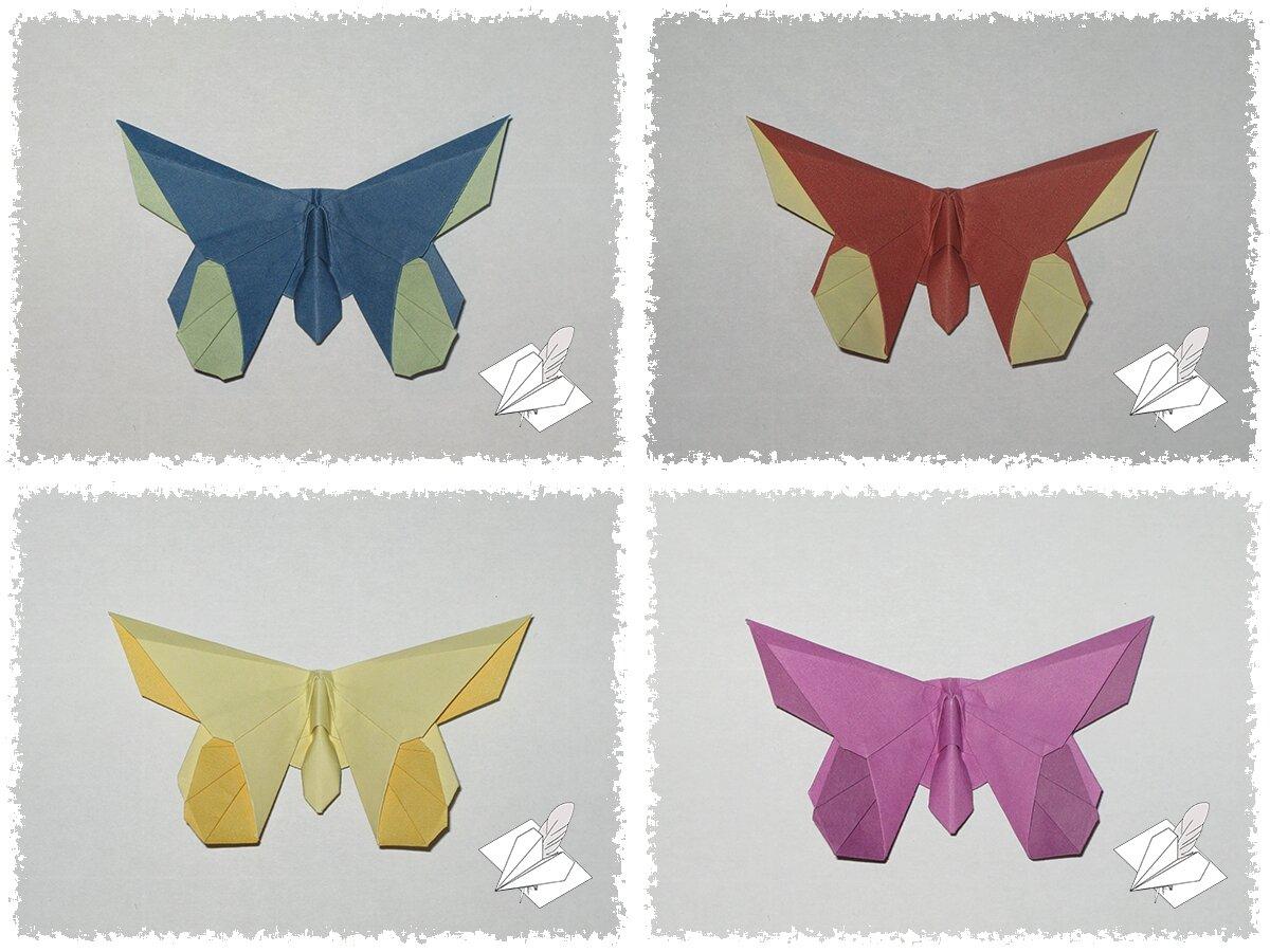 Farandole de papillons 6