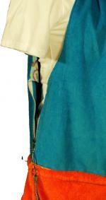 robe-bleu-janis-détails