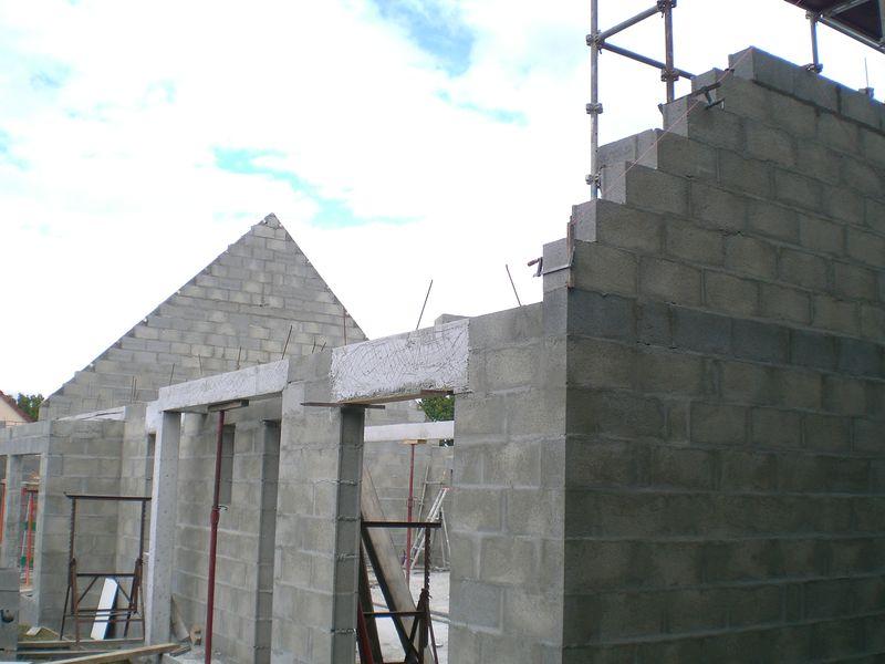 Pignon 2 construction de notre maison for Budget construction maison par poste