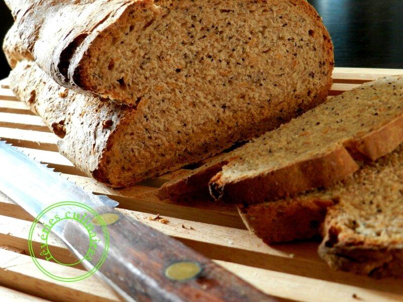 pain aux graines 1