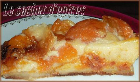 Clafoutis aux abricots4