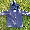 Manteau pour mon petit lutin