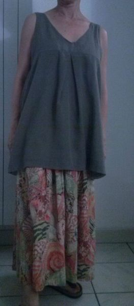 jupe tunique