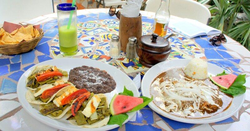 clara circus nourriture yucatan mexique 1