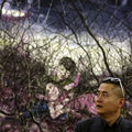 Zeng Fanzhi Exhibits Paintings @ the National Gallery for Foreign Art
