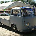 Volkswagen combi plateau custom 1974